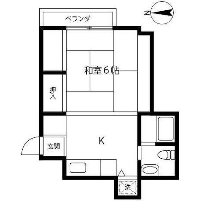 品川区戸越5丁目 【賃貸居住】マンション