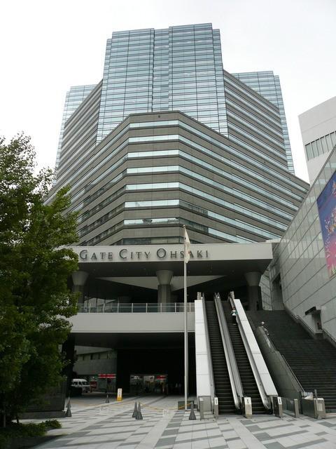 大崎駅前(周辺)