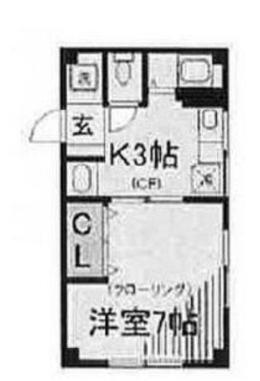 品川区大崎2丁目 【賃貸居住】マンション