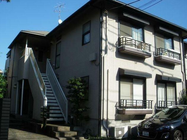 大田区田園調布2丁目 【賃貸居住】アパート