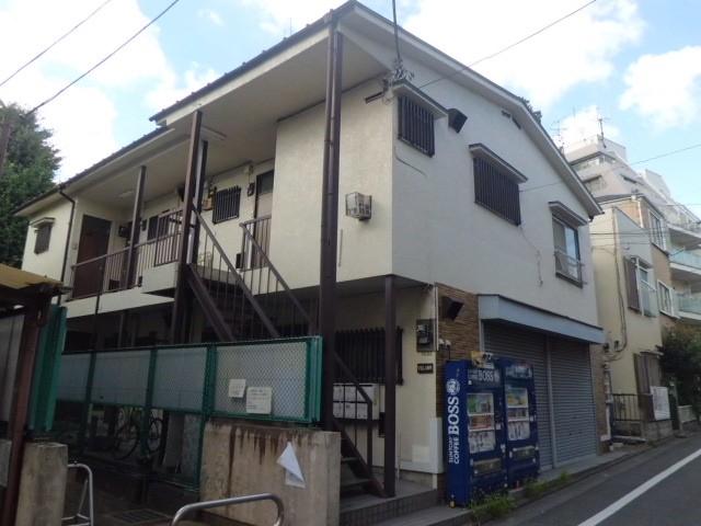 世田谷区羽根木2丁目 【賃貸居住】アパート