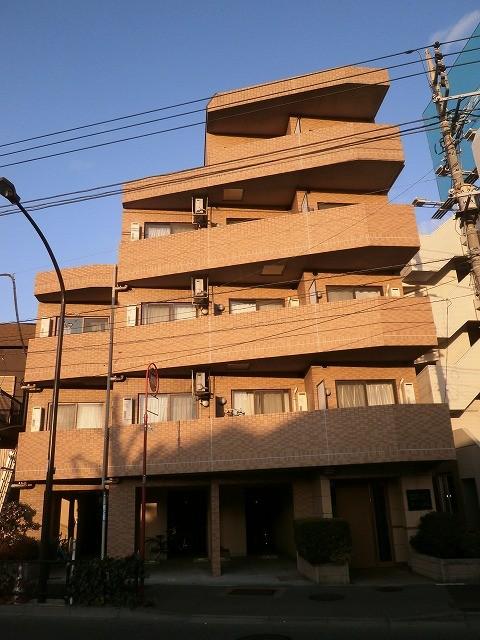 世田谷区上野毛4丁目 【賃貸居住】マンション