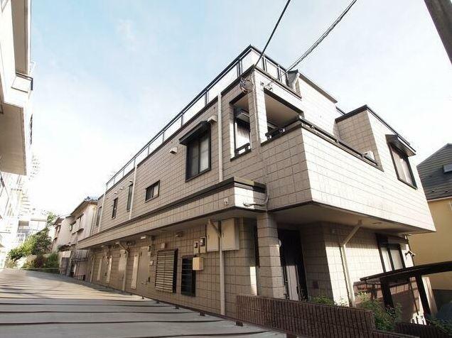 港区白金台2丁目 【賃貸居住】アパート