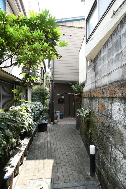 品川区西五反田8丁目 【賃貸居住】アパート
