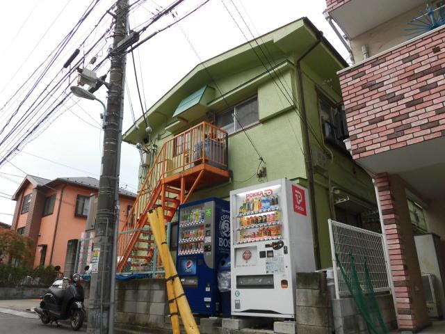 品川区平塚1丁目 【賃貸居住】アパート