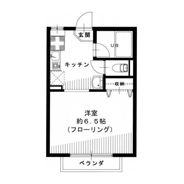 品川区上大崎3丁目 【賃貸居住】アパート