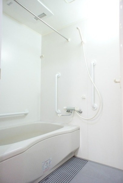 ※同タイプのお部屋の写真です。(風呂)