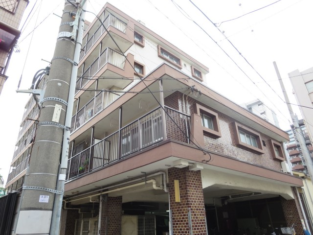 大田区大森北3丁目 【賃貸居住】マンション