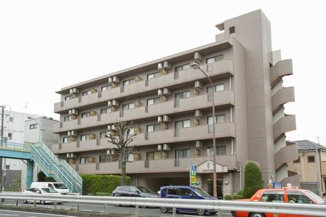 世田谷区上野毛2丁目 【賃貸居住】マンション