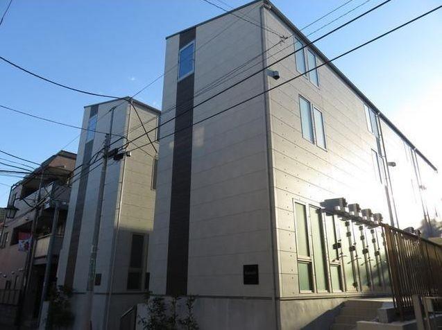 世田谷区上野毛4丁目 【賃貸居住】アパート