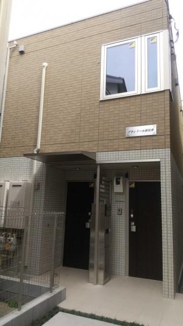 目黒区三田2丁目 【賃貸居住】アパート