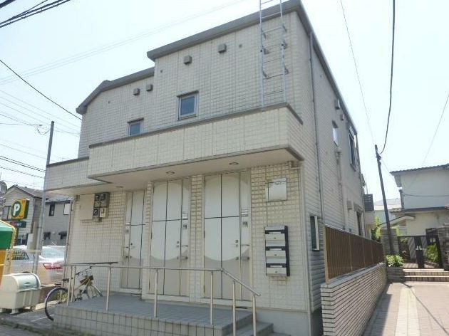目黒区平町2丁目 【賃貸居住】アパート