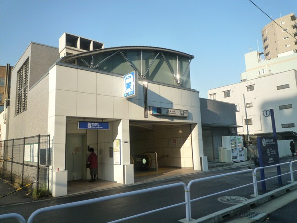 白金台駅(周辺)