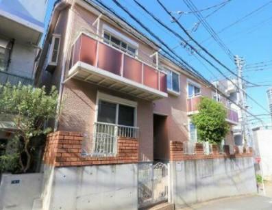 渋谷区恵比寿3丁目 【賃貸居住】タウンハウス