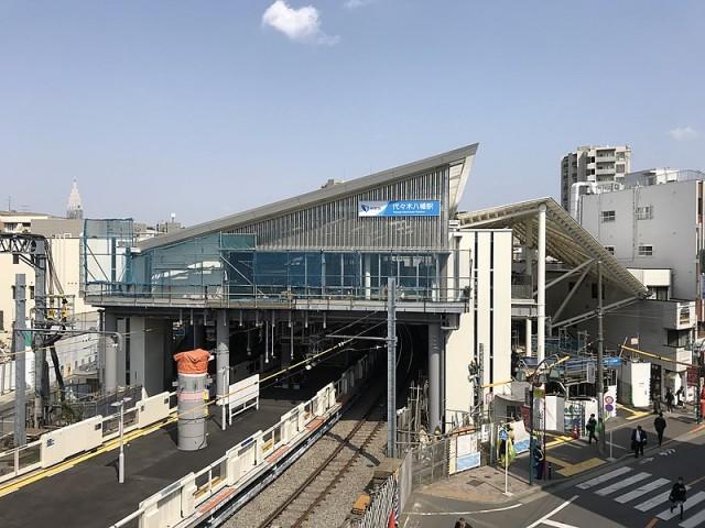 代々木八幡駅(周辺)