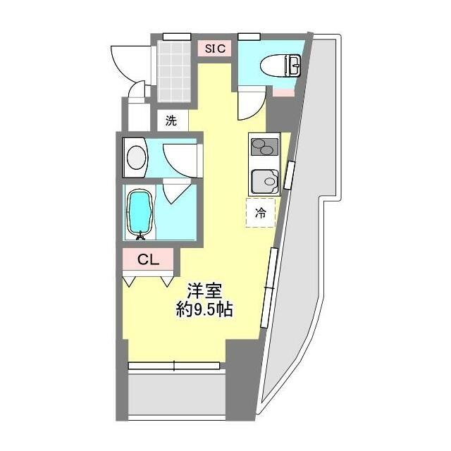 渋谷区宇田川町 【賃貸居住】マンション