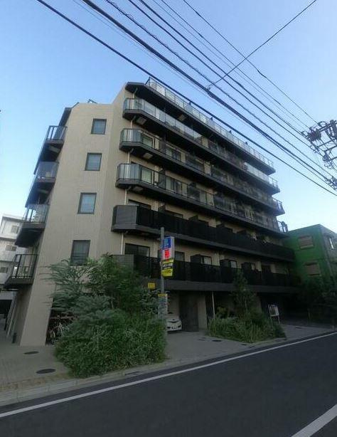 大田区大森北5丁目 【賃貸居住】マンション