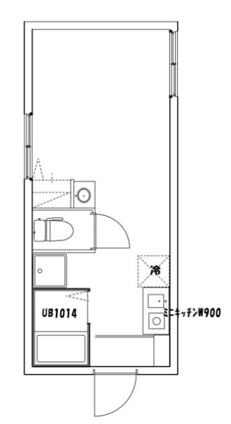 目黒区中目黒5丁目 【賃貸居住】アパート