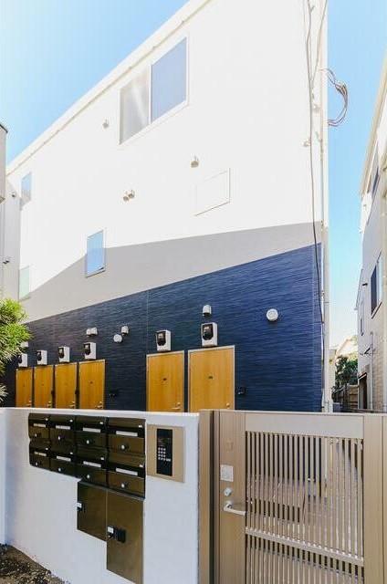 大田区鵜の木2丁目 【賃貸居住】アパート