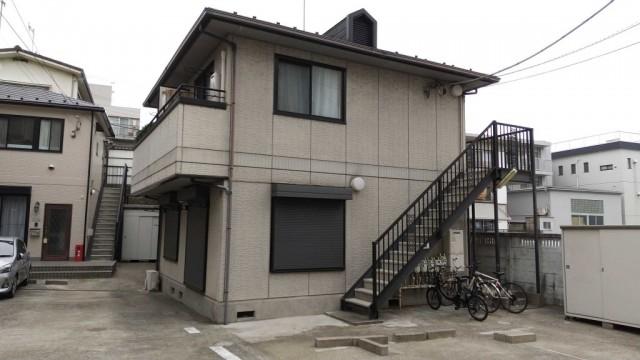 品川区西五反田5丁目 【賃貸居住】アパート