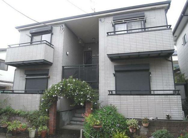世田谷区奥沢6丁目 【賃貸居住】アパート
