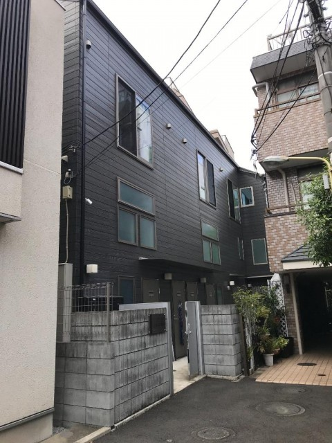 渋谷区東4丁目 【賃貸居住】アパート
