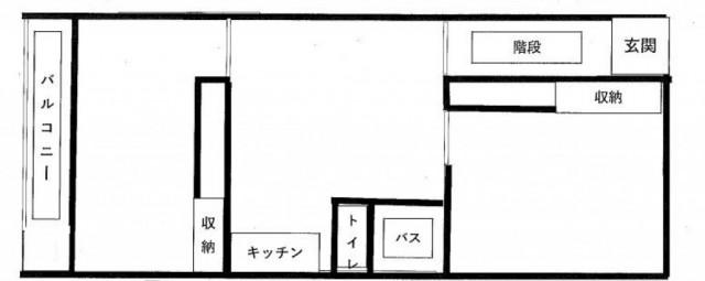 世田谷区深沢3丁目 【賃貸居住】アパート