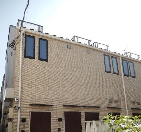 目黒区五本木3丁目 【賃貸居住】アパート