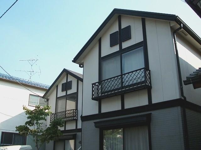 目黒区柿の木坂3丁目 【賃貸居住】アパート