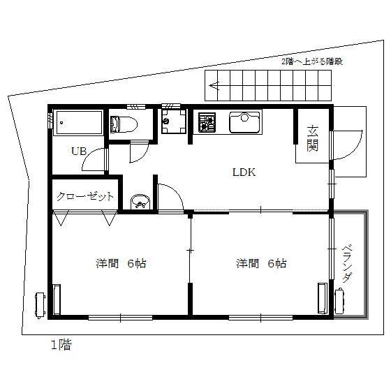 港区白金6丁目 【賃貸居住】アパート
