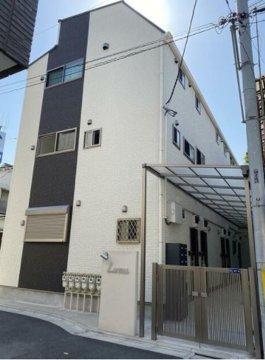大田区東矢口3丁目 【賃貸居住】アパート