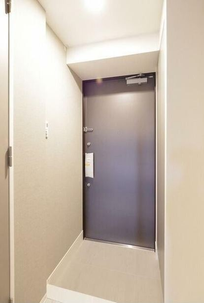※写真は別部屋の参考写真です。(玄関)