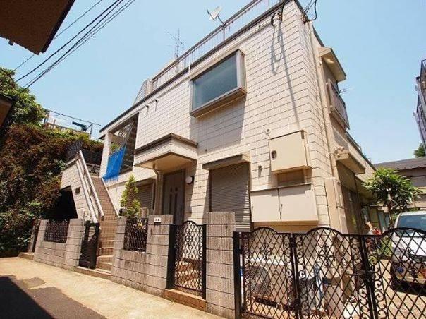 渋谷区東2丁目 【賃貸居住】アパート