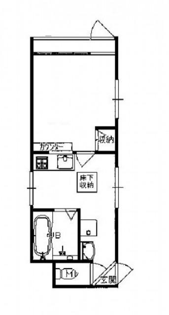 世田谷区桜1丁目 【賃貸居住】アパート