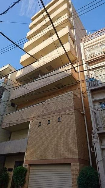 品川区旗の台5丁目 【賃貸居住】マンション
