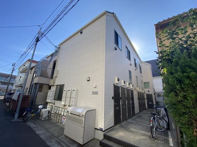 大田区西蒲田5丁目 【賃貸居住】アパート