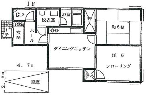 世田谷区東玉川1丁目 【賃貸居住】アパート