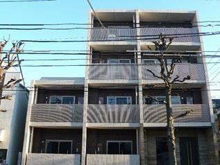 目黒区中目黒5丁目 【賃貸居住】マンション