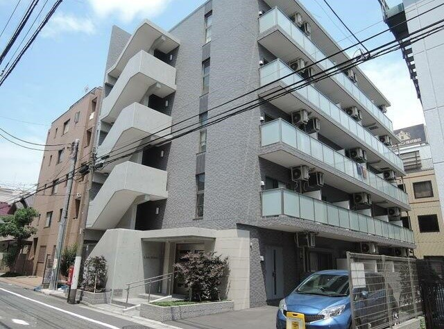 大田区西蒲田8丁目 【賃貸居住】マンション