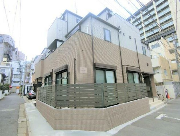 目黒区東山3丁目 【賃貸居住】アパート
