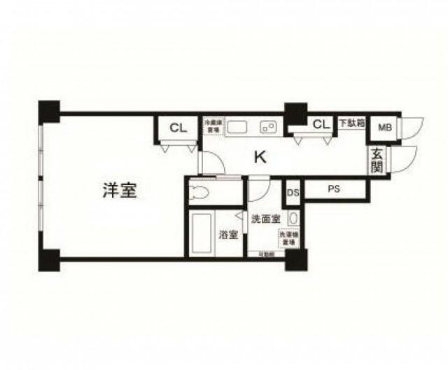 渋谷区松濤2丁目 【賃貸居住】マンション