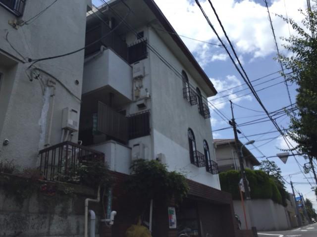 目黒区柿の木坂2丁目 【賃貸居住】アパート