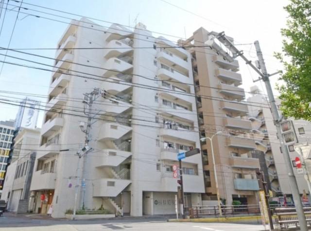 大田区蒲田5丁目 【賃貸居住】マンション