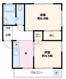 大田区蒲田1丁目 【賃貸居住】マンション