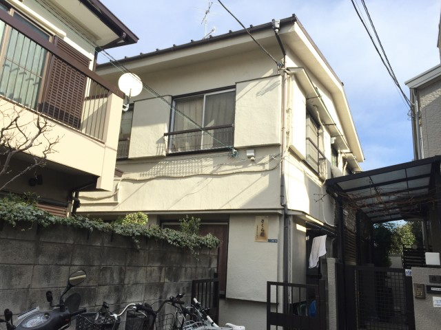 大田区南千束3丁目 【賃貸居住】アパート