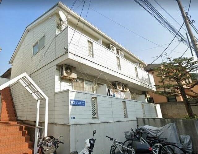 大田区上池台2丁目 【賃貸居住】アパート