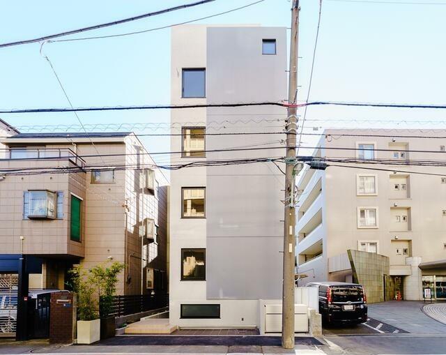 大田区西蒲田2丁目 【賃貸居住】マンション