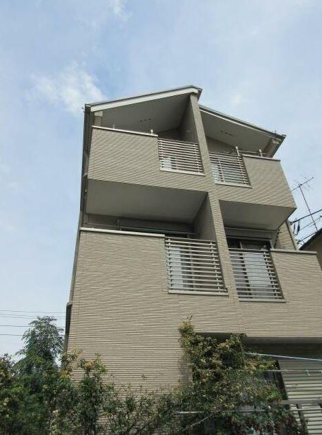 目黒区緑が丘1丁目 【賃貸居住】アパート