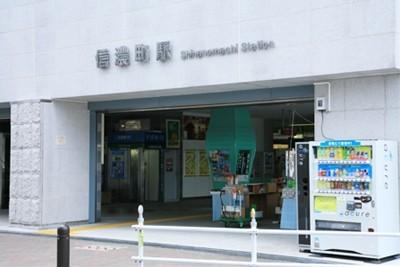 信濃町駅(周辺)