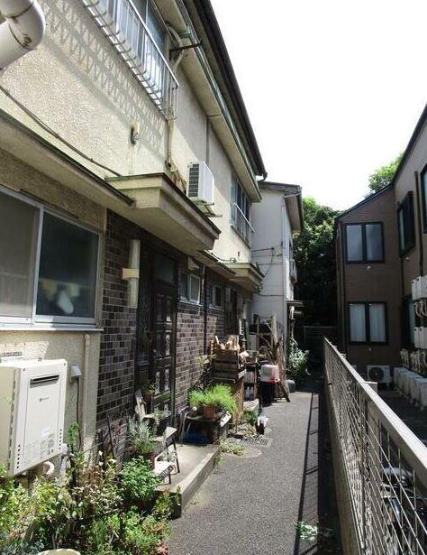 渋谷区猿楽町 【賃貸居住】一戸建